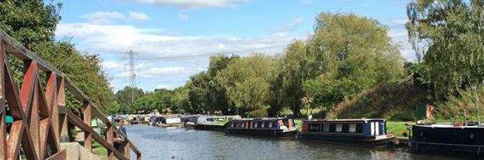 Poynton Canal